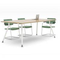 Acute Meeting Table