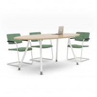 Acute Meeting Table