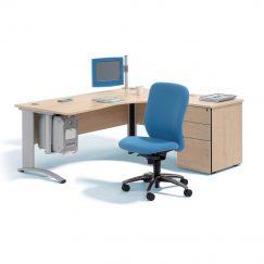 Visual Two Desk