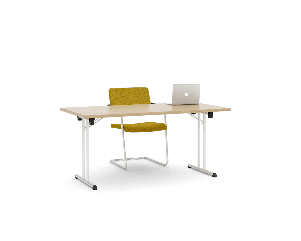 Folding Frame Meeting Table