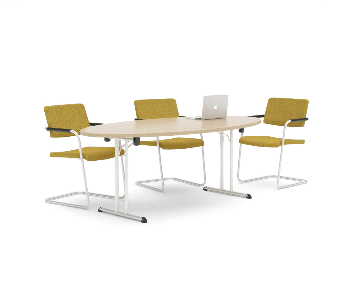 Folding Frame Meeting Table
