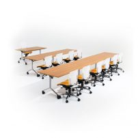 Visual Tilt Top Meeting Tables