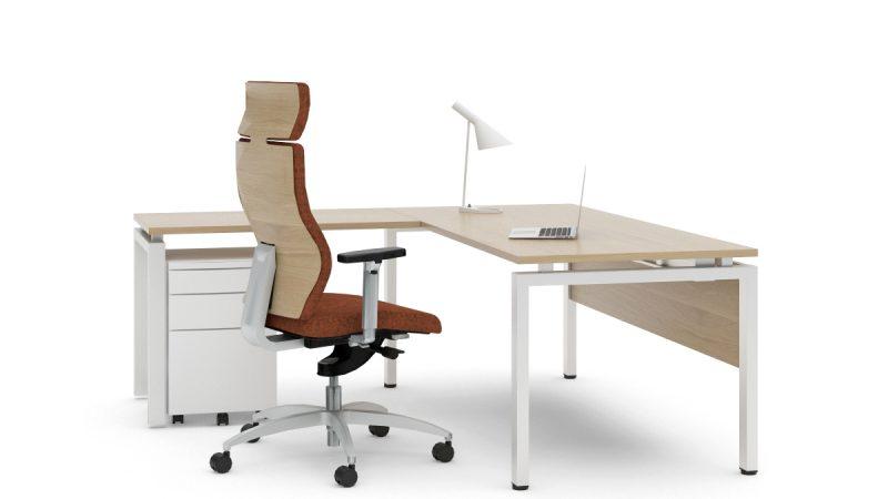 Oblique Desk