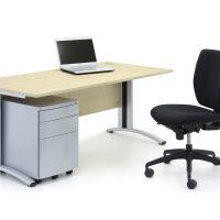 Visual Two Desks