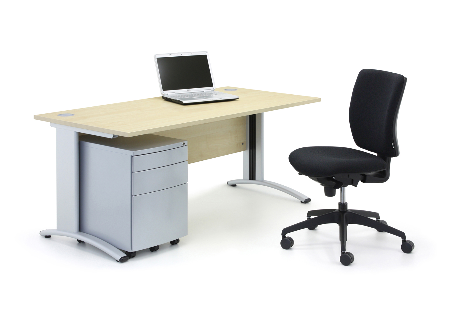 Visual Two Desks