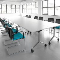 Visual Tilt Top Meeting Tables