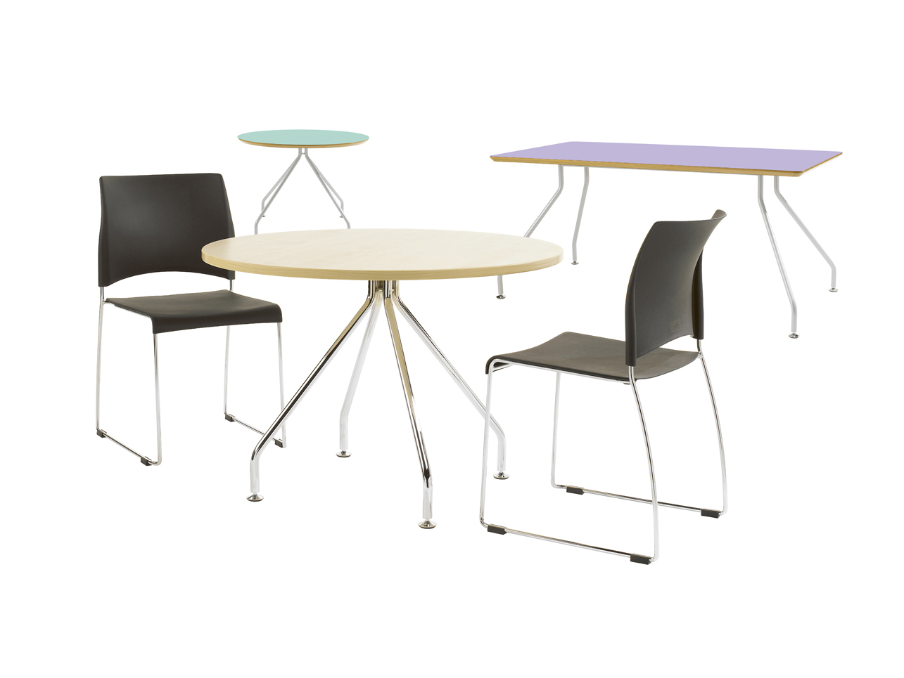 Luna Meeting Tables
